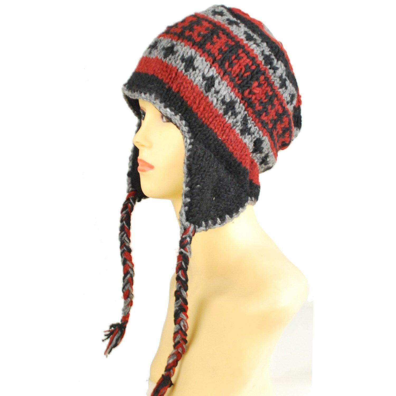 Snowboarding hat-chilli pepper-oneサイズ   B00A7ZW394