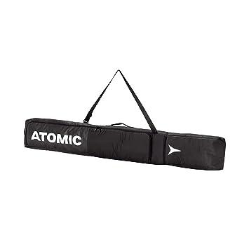 Atomic - Bolsa de esquí, Color Blanco y Negro: Amazon.es ...
