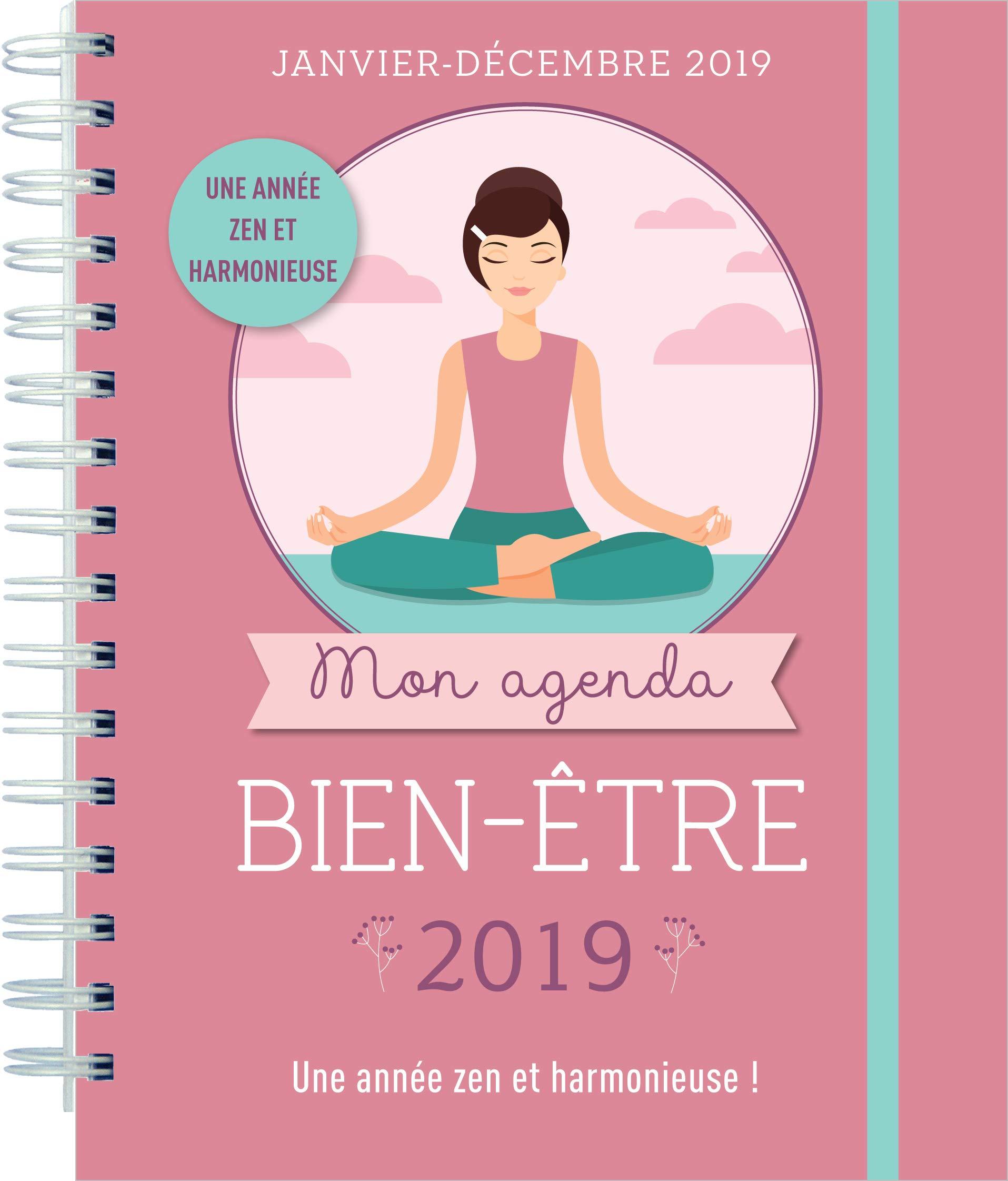 Mon agenda bien-être: 9782377610945: Amazon.com: Books