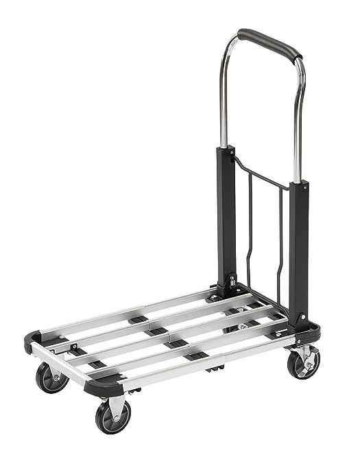 22 opinioni per Meister 8985590- Carrello per trasporto, pieghevole, 150 kg