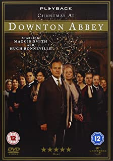 Downton Abbey: A Moorland Holiday Christmas Special 2014 DVD ...