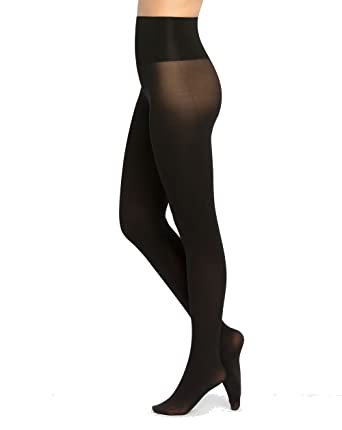 c91bd66367 Spanx Tummy Shaping Opaque Tights  Amazon.co.uk  Clothing