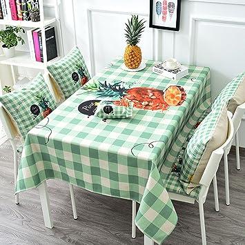 Europäische Tischdecke Leinen Tischdecke Couchtisch Decke Stoff