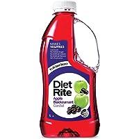 Diet Rite Cordial Drink, Apple Blackcurrant, 1 l