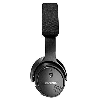 26720c470ed Amazon.com: Bose SoundLink On-Ear Bluetooth Wireless Headphones - Black:  Home Audio & Theater