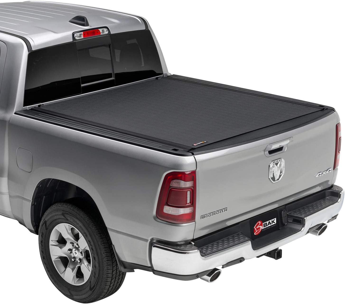 BAK Revolver X4 Hard Rolling Truck Bed Tonneau Cover