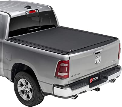 Amazon Com Bak Revolver X4 Hard Rolling Truck Bed Tonneau Cover 79409t Fits 2007 2021 Toyota Tundra W Oe Track System 5 7 Bed 66 7 Automotive