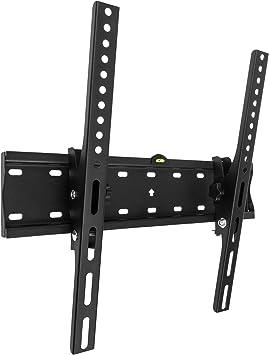 Yousave Accessories Soporte compacto de montaje en pared para TV para televisores de pantalla plana LED, LCD y plasma 26