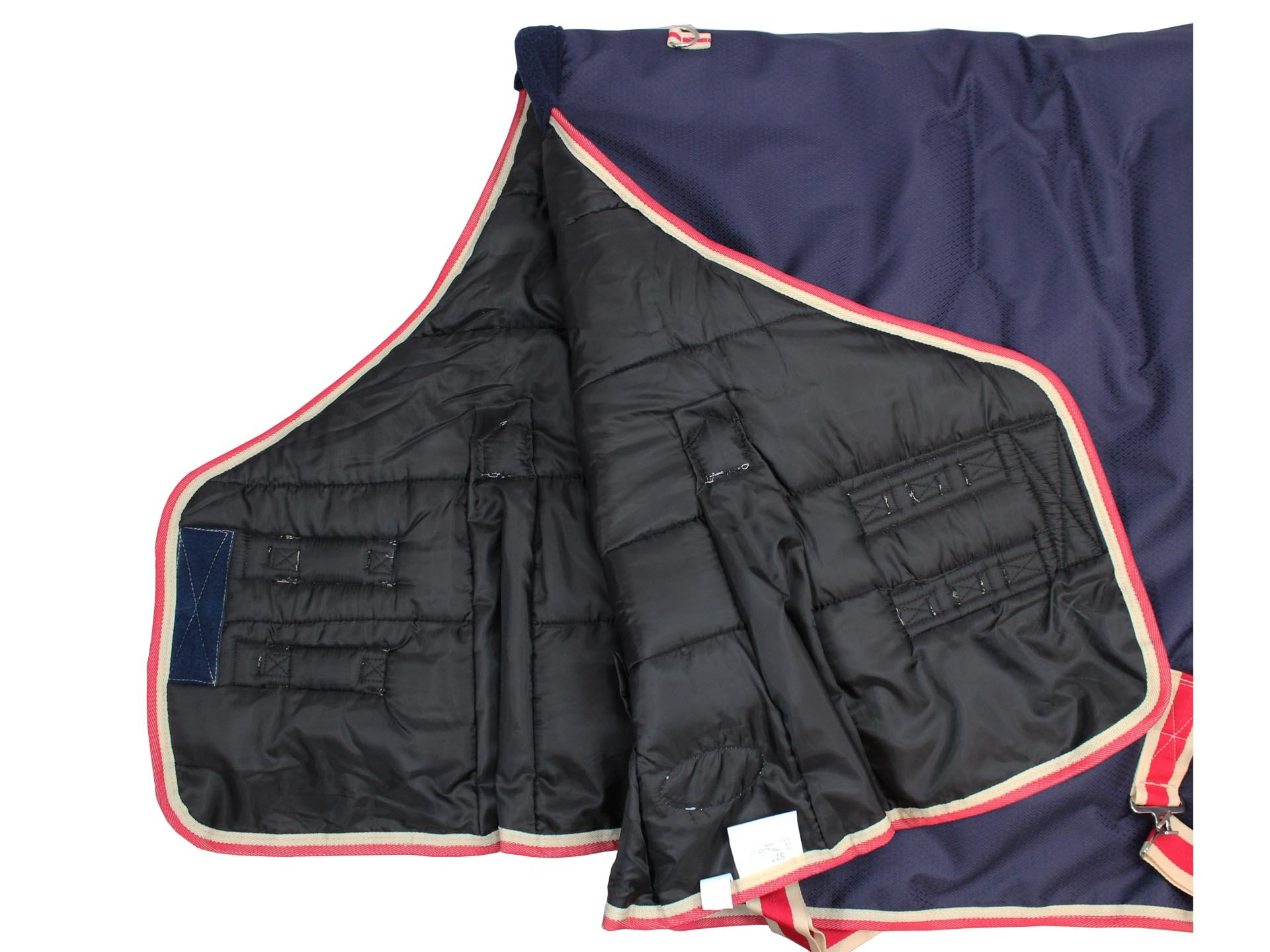 Derby Originals Heavy Duty 1200D Turnout Pony Blanket with Detachable Neck Cover, 64''