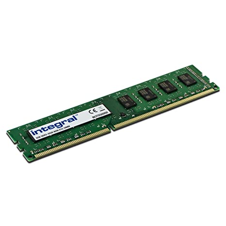 Integral IN3T8GNAJKI - Memoria RAM (8 GB DDR3, PC-3-12800 ...