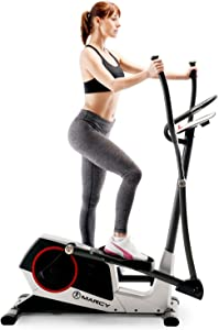 Marcy-Self-Regenerating-Magnetic-Elliptical-with-24-Adjustable-Resistance-Levels