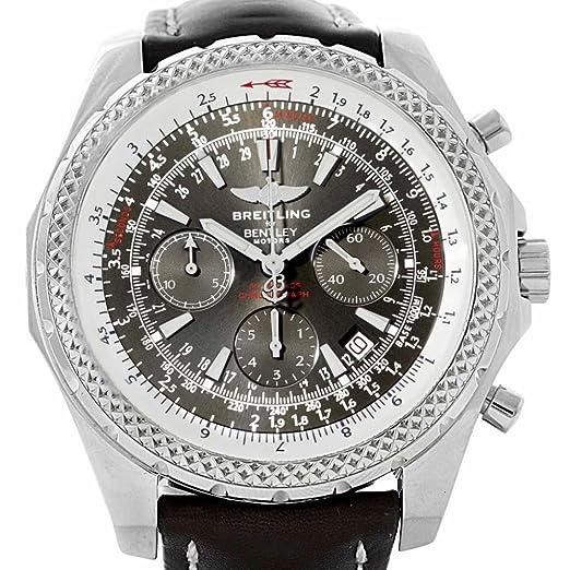 Breitling Bentley A25362 - Reloj automático para hombre (certificado de autenticidad)