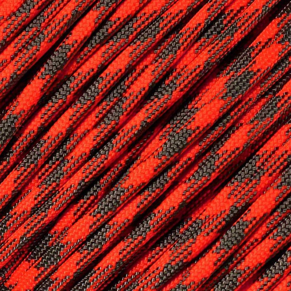 100 Hanks and 250 and 1000 Foot Spools 50 Over 300 Colors 25 10 West Coast Paracord 550 Parachute Cord Type III 7 Strand Paracord 1
