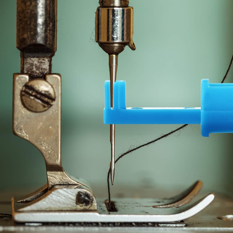 Juego de 6 agujas de coser para máquina de coser: Amazon.es: Hogar