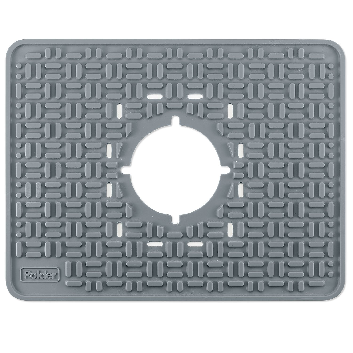 Amazon.com: Polder KTH-685-430 SoftPrep In-Sink Mat, Protects Sink ...