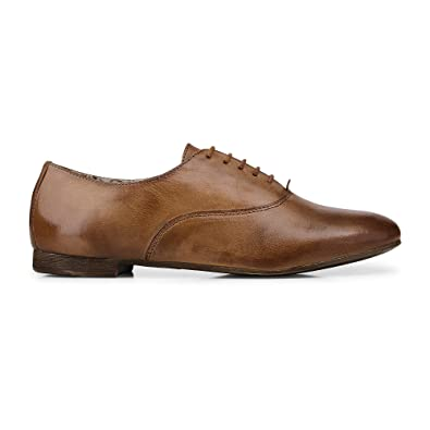 purchase cheap 0ce61 89ef3 Cox Damen Damen Oxford-Schnürschuh aus Leder, Business-Schuh ...