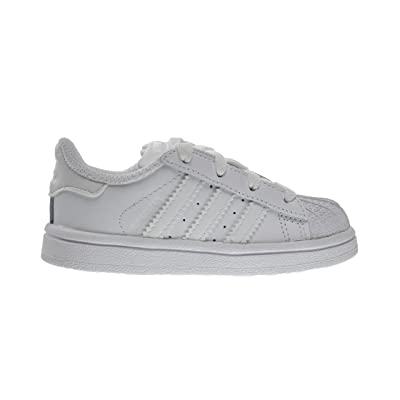 Adidas Superstar Foundation I Baby Toddlers Shoes Running White Ftw b23663 (7.5 M US)