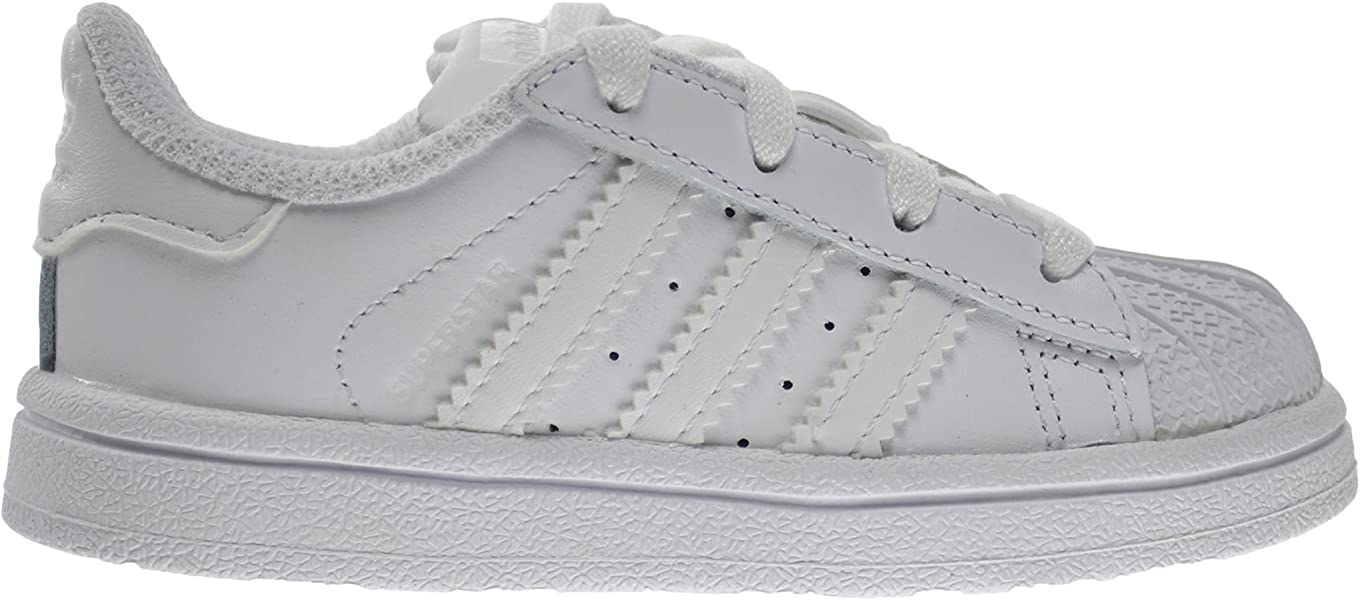 competitive price b96c1 cfb09 Adidas Superstar Foundation I Baby Toddlers Shoes Running White Ftw b23663  (6.5 M US)