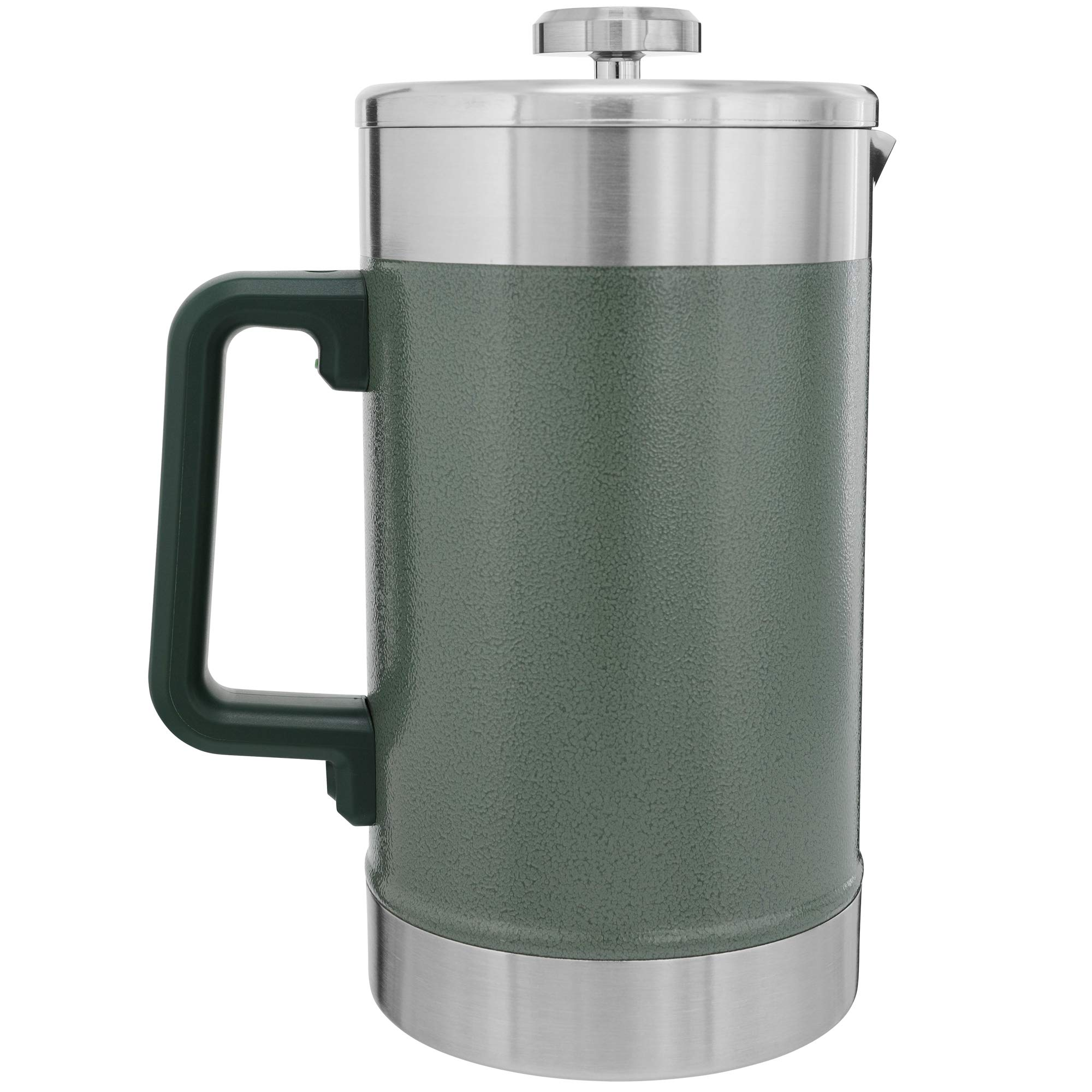 Stanley Classic Stay Hot French Press Hammertone Green 48oz by Stanley (Image #4)