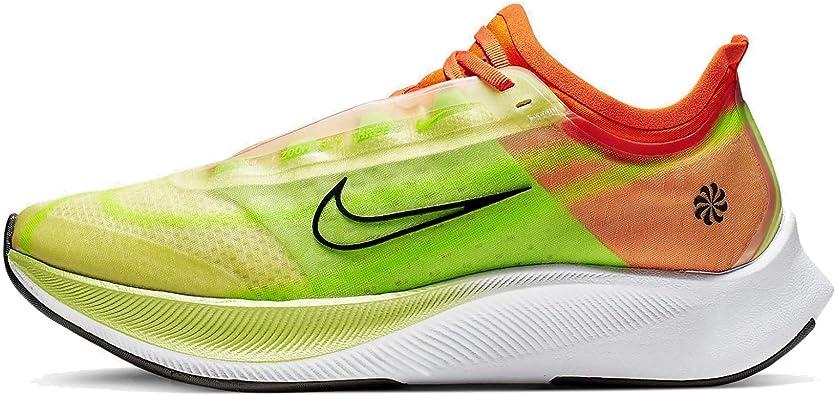 Nike - Zapatillas de correr para mujer, Verde (Estrella de mar verde luminosa y negra.), 43 EU: Amazon.es: Zapatos y complementos
