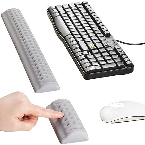 Amazon.com: Soporte de muñeca para teclado de espuma ...