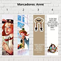 Kit de Marcadores de página - Anne (4 unidades)