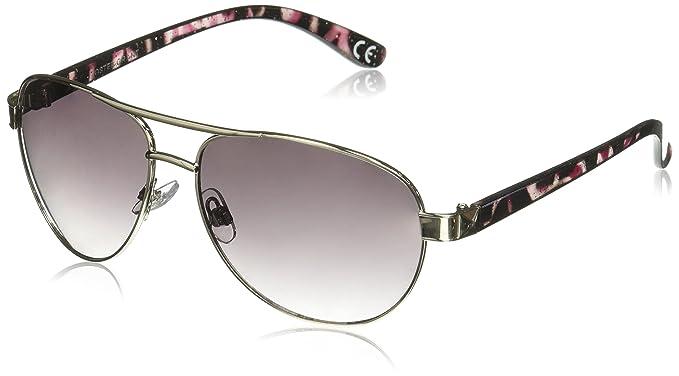 6853b109d9b30 Amazon.com  Foster Grant Women s Bewitching Aviator Sunglasses ...