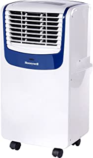 Honeywell Compact Portable Air Conditioner With Dehumidifier And Fan For  Rooms Up To 450 Sq.