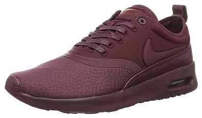 Nike Textil Sneaker AIR MAX THEA, grau dunkel Synthetik