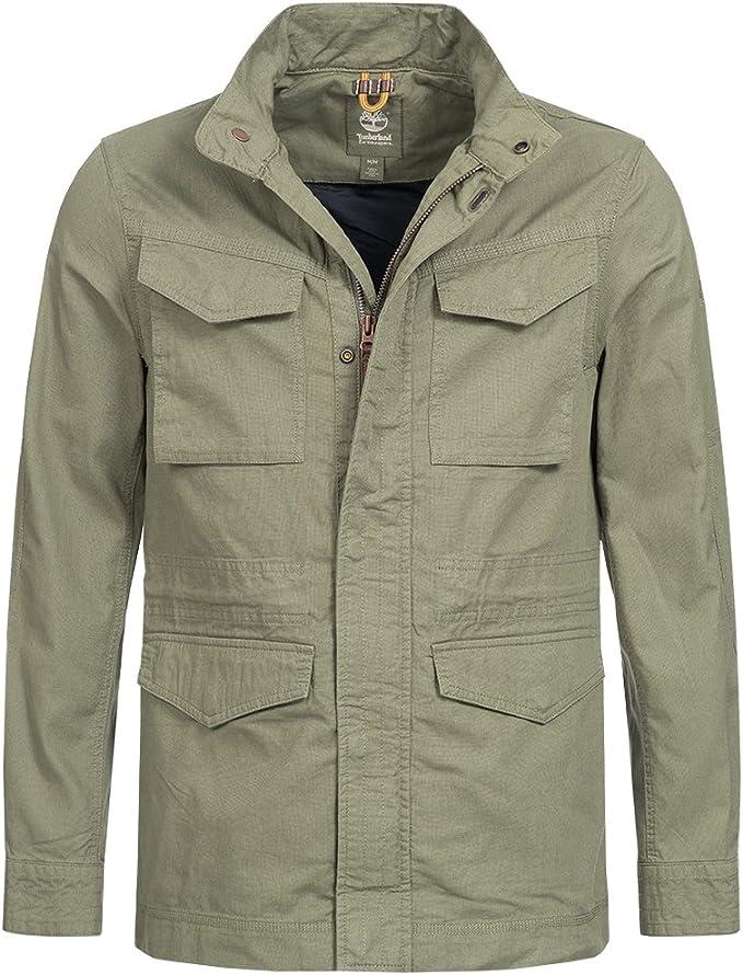Prisionero de guerra desaparecer Monumental  Timberland Earthkeepers Abington Field Coat, giacca da uomo, 4602J-590,  4602J-590, S: Amazon.it: Sport e tempo libero