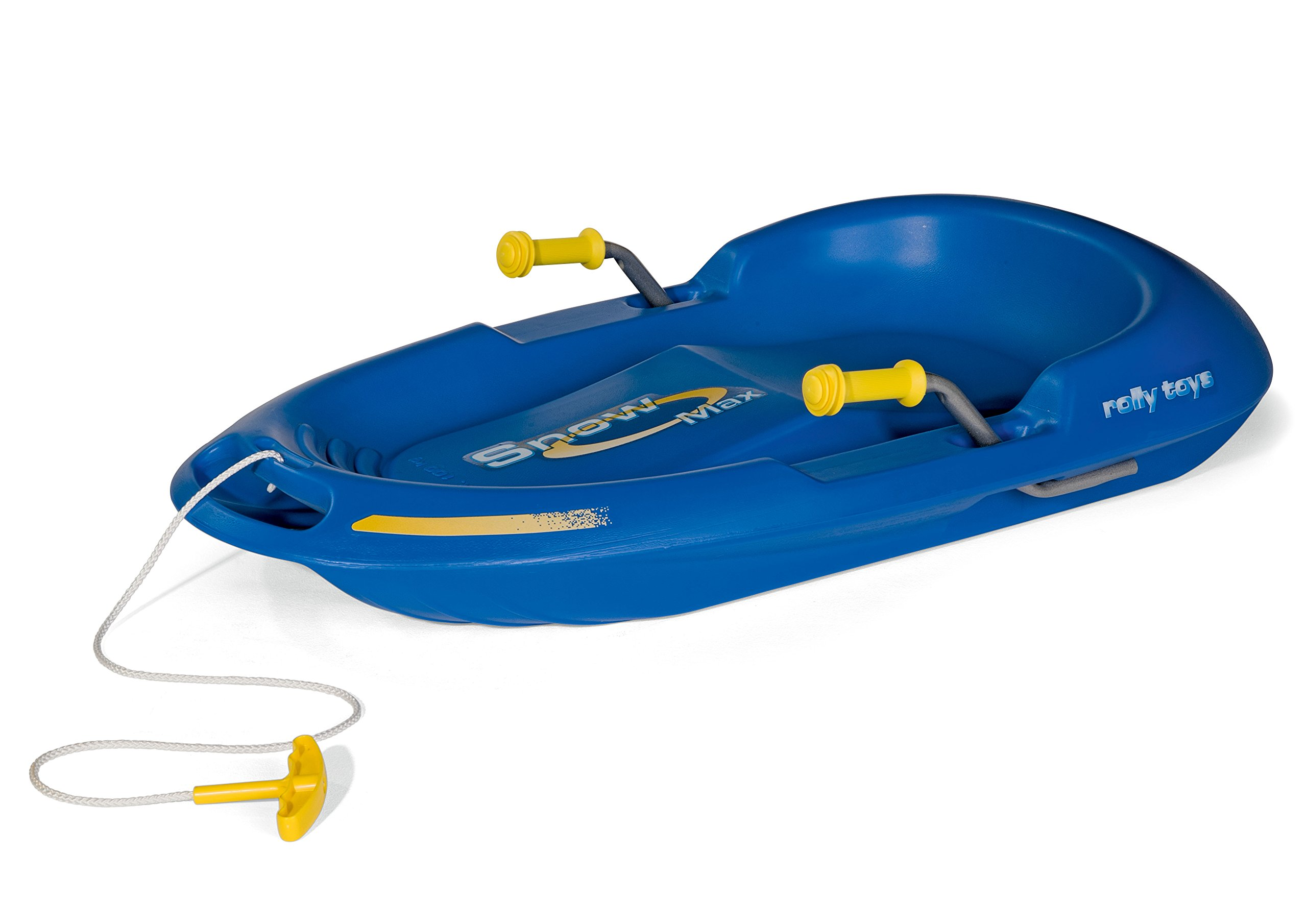 Rolly Toys Snow Max Sled, Blue by rolly toys