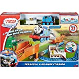 Thomas and Friends MRW Bridge Jump, Multi Color