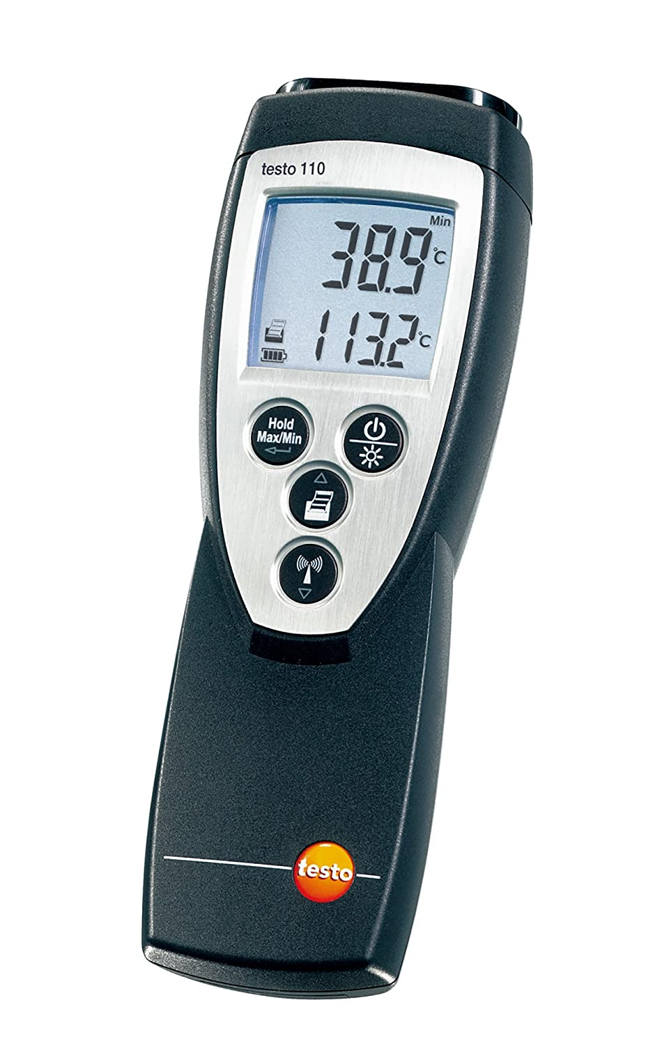 testo 110 - 1 Channel NTC Thermometer 0560 1108
