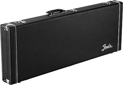 FENDER Classic Series Wood Case Black Jazzmaster®//Jaguar®