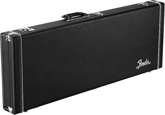 Fender Classic Series - Funda para Strat® y Tele, color negro