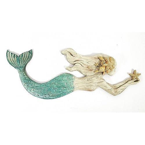 Mermaid Wall Decor: Amazon.com