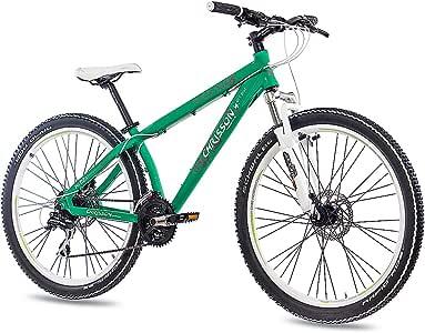 CHRISSON 26 Pulgadas Aluminio MTB Mountain Dirt Bike Bicicleta ...