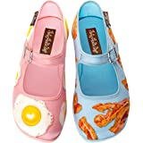 Hot Chocolate Design Chocolaticas Breakfast Women's Mary Jane Flat