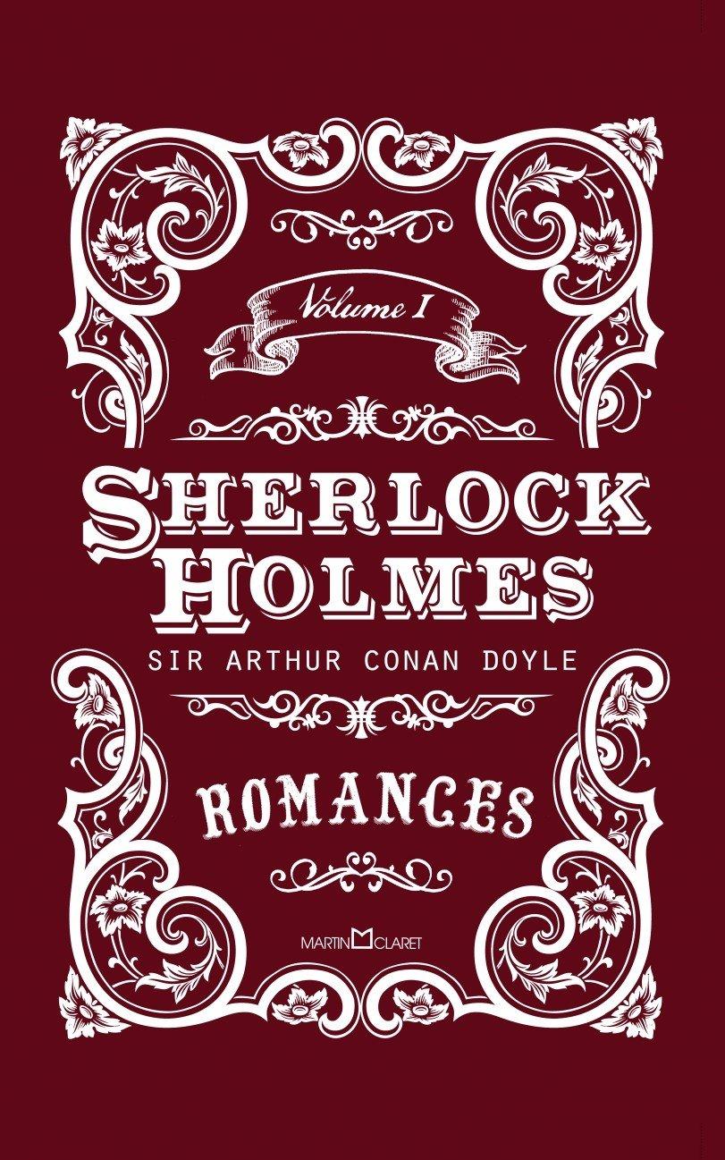 Sherlock Holmes: Romances: Volume 1 - 9788544000229 - Livros na ...