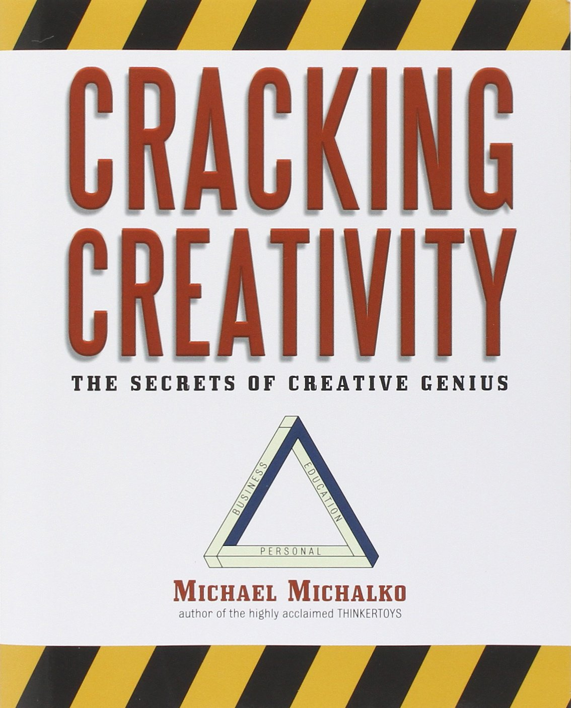 Cracking Creativity Secrets Creative Genius product image