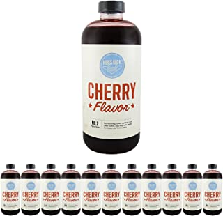 product image for Hires Big H Cherry Syrup, Great for Soda Flavoring - 12 Pack