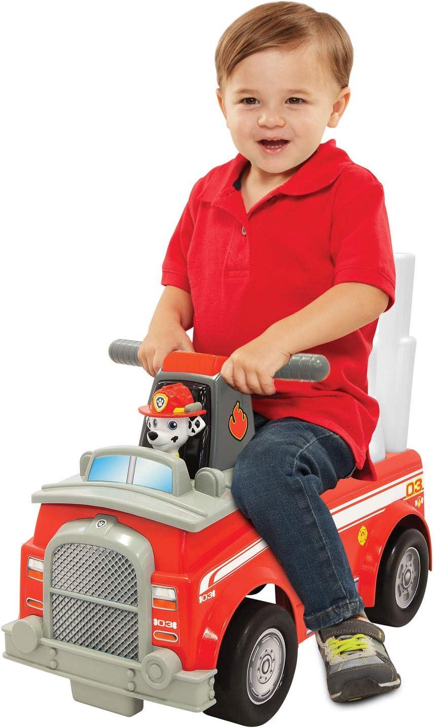 Paw Patrol Marshall Ride-On Fire Engine