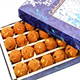 Ghasitaram Gifts Diwali Gifts Sweets Special Besan Laddoo, 200g