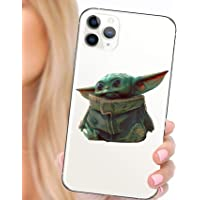 Baby Yoda, Cute Baby Yoda Decal, Gamer Stickers, iPhone Decal,iPhone Sticker,Christmas Gift