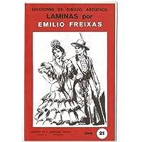 Lecciones de Dibujo Artístico. Láminas por Emilio Freixas Serie 21