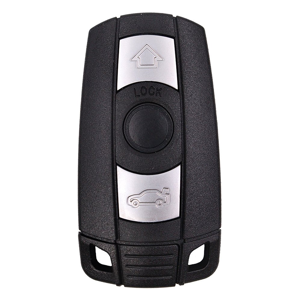 Keyecu Keyless-Go Function Full Intelligent Remote Key 315MHz PCF7952 Chip for 2006-2011 BMW 3 5 Series