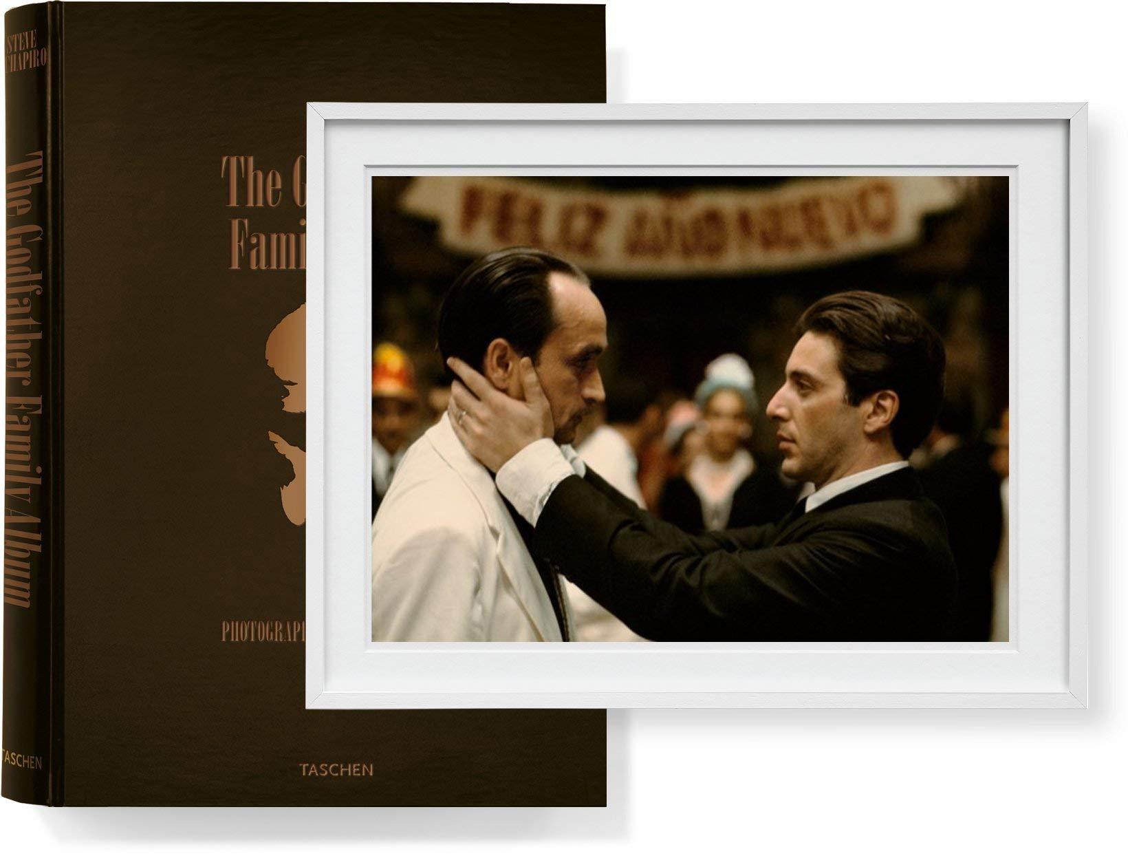Steve Schapiro - The Godfather Family Album: Art Edition B. Kunstdruck