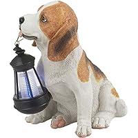 Globo 33371 - Lámpara led solar de escultura