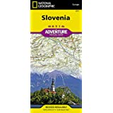 Slovenia (National Geographic Adventure Map (3311))