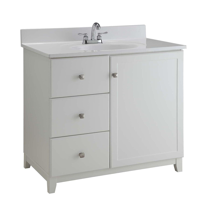 Design House 547141 Shorewood Vanity 30